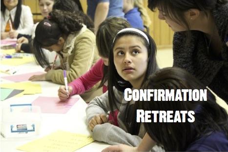 Confirmation Retreats